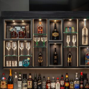 Bespoke Kitchens Glasgow For Cocktail Lovers